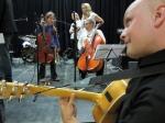 Simon rehearsal