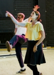 Sue & Joff dancing